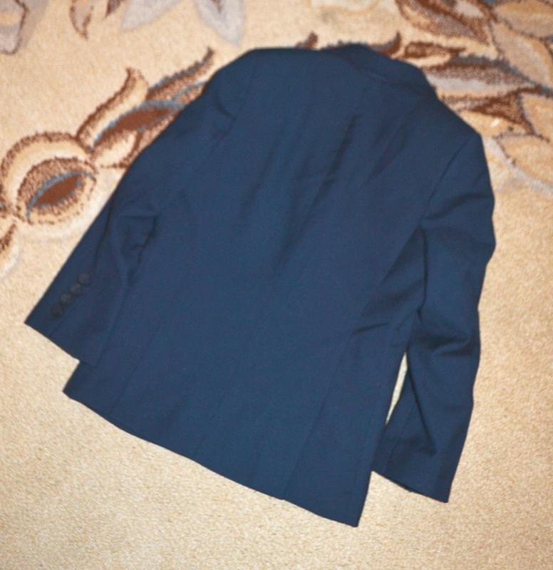 Пиджак школьный marks&spencer р.6-7 лет 116-122 см - Фото 2