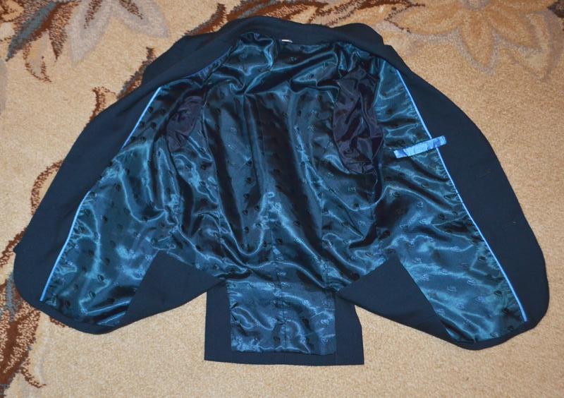 Пиджак школьный marks&spencer р.6-7 лет 116-122 см - Фото 5