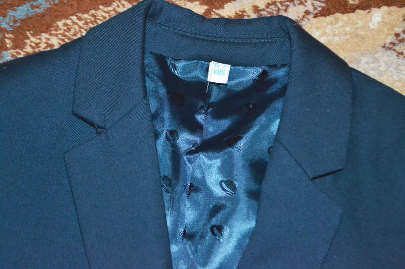 Пиджак школьный marks&spencer р.6-7 лет 116-122 см - Фото 7