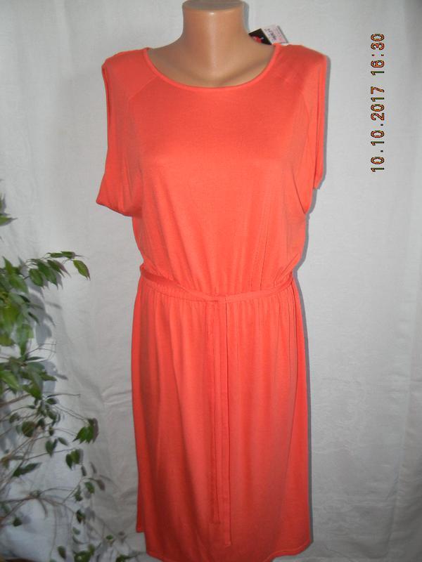 Новое трикотажное платье dorothy perkins