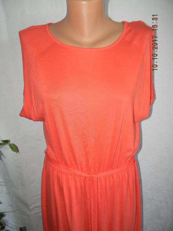 Новое трикотажное платье dorothy perkins - Фото 3