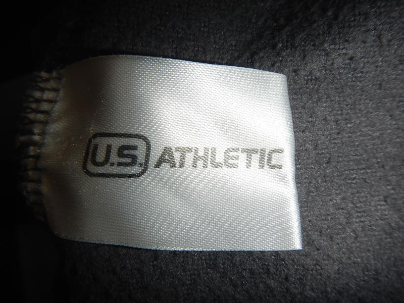 Флисовая кофта u.s.athletic p.m - Фото 6