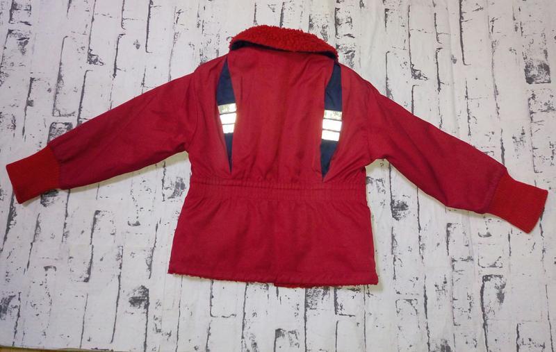 Винтаж.детская демисезонная куртка.финляндия - Фото 2
