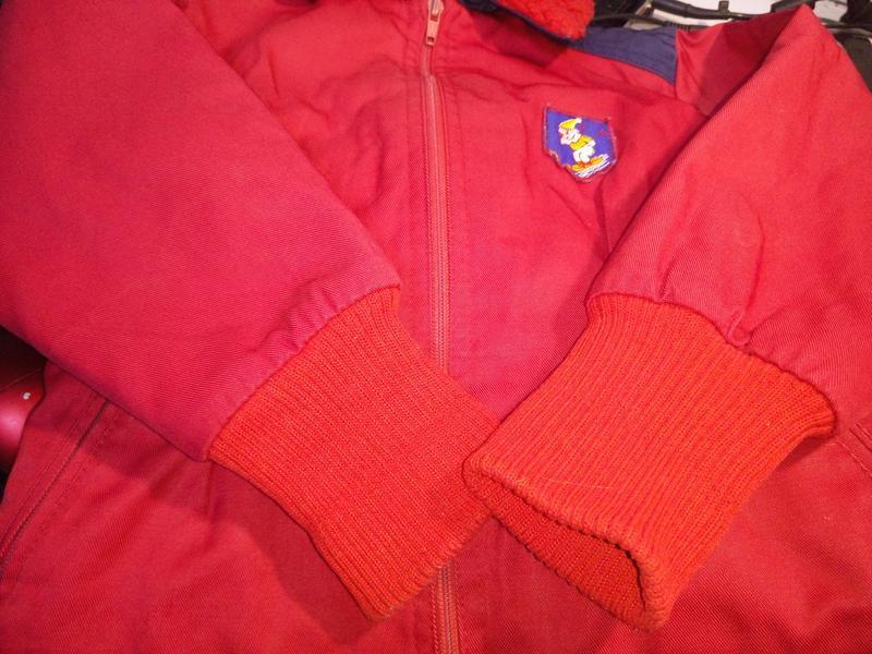 Винтаж.детская демисезонная куртка.финляндия - Фото 6