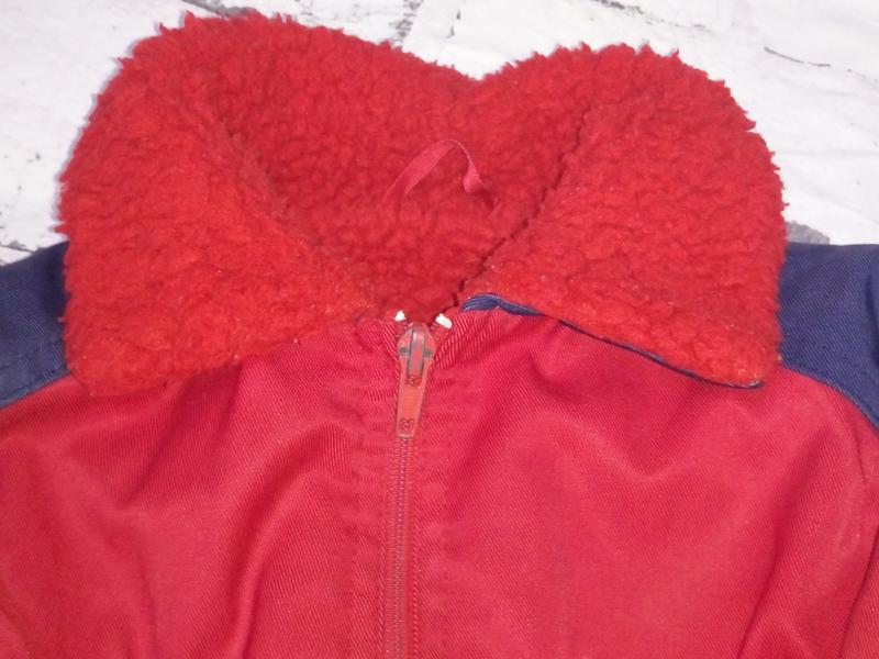 Винтаж.детская демисезонная куртка.финляндия - Фото 10