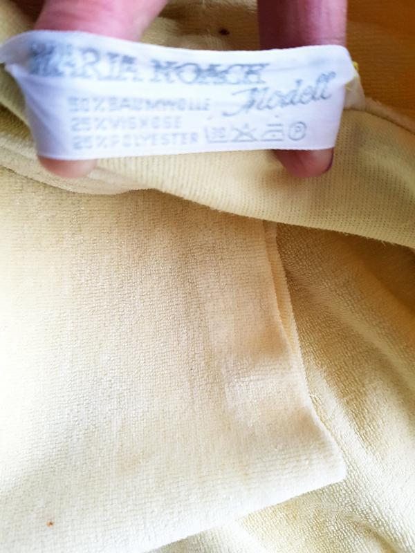 Велюровый халат - Фото 5