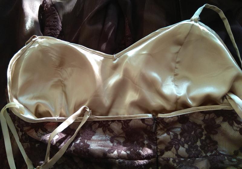 Платье вечернее laura scott двойное - Фото 10