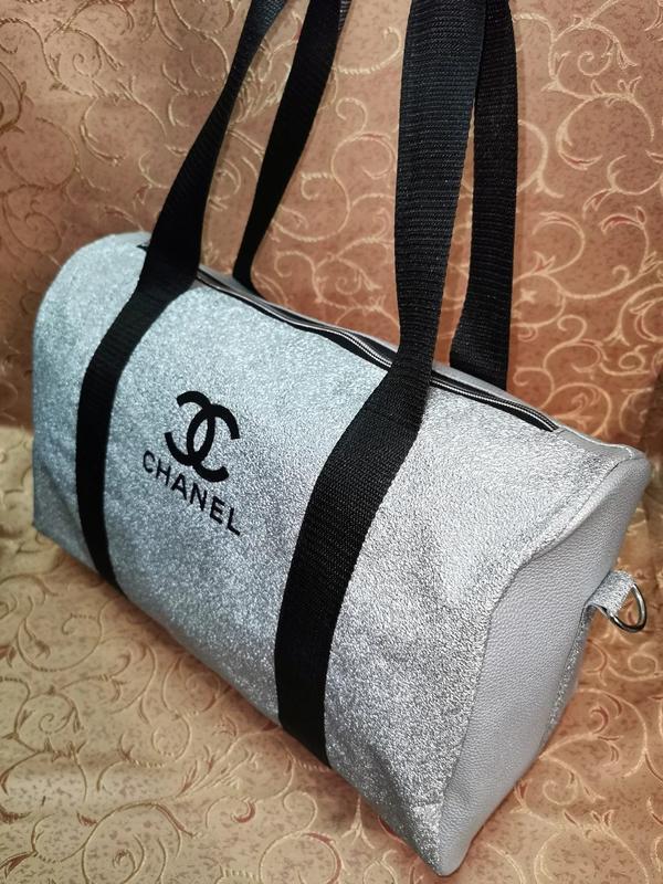 Спортивная женская сумка из pu кожи! для фитнеса, в спортзал,д...