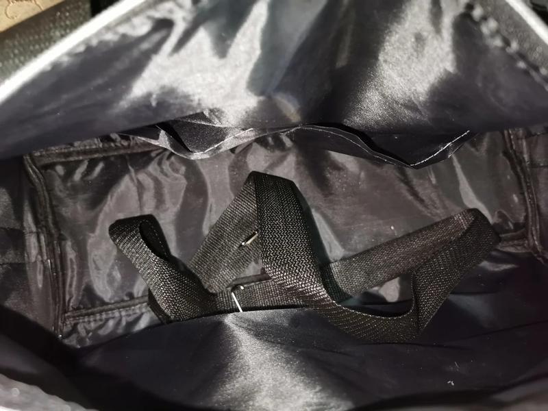 Спортивная женская сумка из pu кожи! для фитнеса, в спортзал,д... - Фото 5