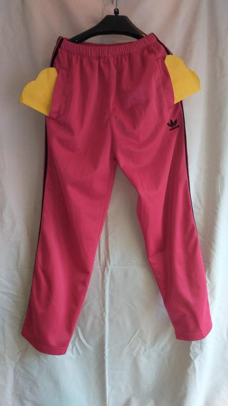 Очень классные спортивные брюки для будущей олимпийки - Фото 2
