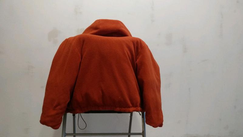 Куртка здвох сторин тепла зимня
