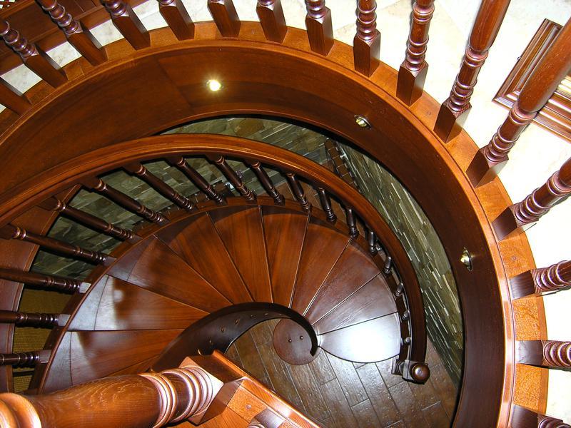 Лестница винтовая - Фото 2