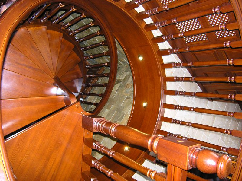 Лестница винтовая - Фото 3