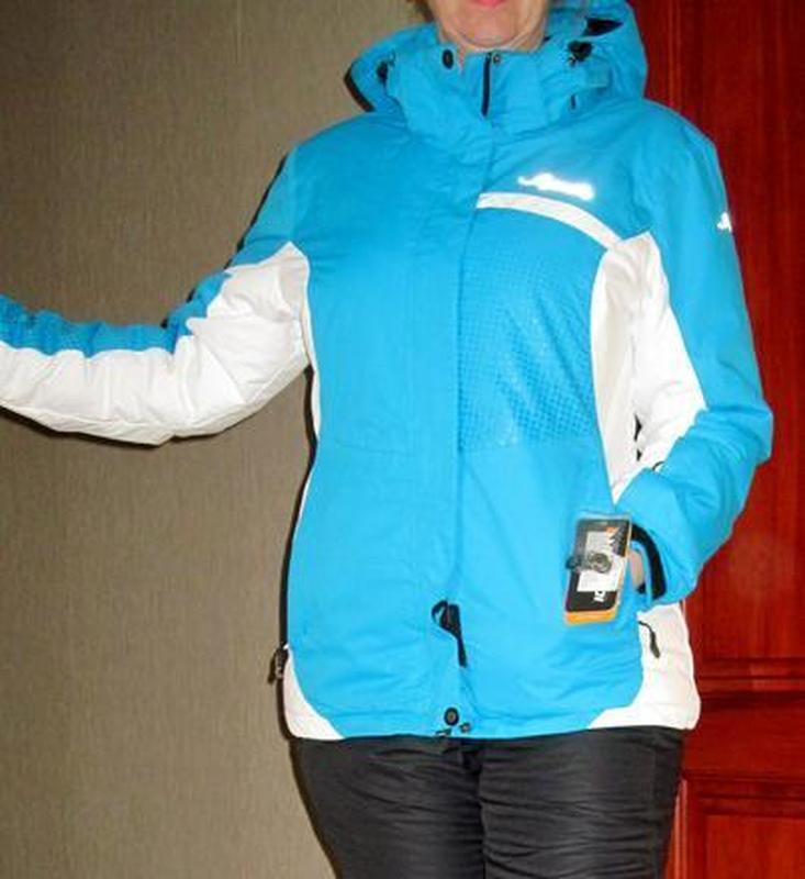 Лыжная куртка финского бренда icepeak - Фото 2
