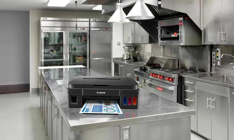 Пищевой кондитерский принтер Canon Cake Pro с СНПЧ фор. А4 б/п