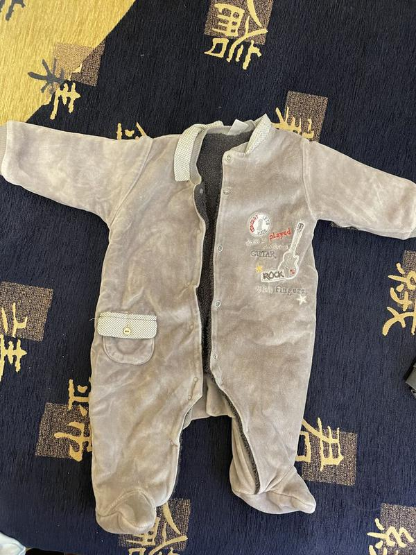Одежда на 6-9 месяцев