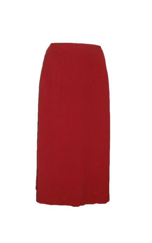 Длинная летняя пляжная юбка вискоза на завязках, на запах