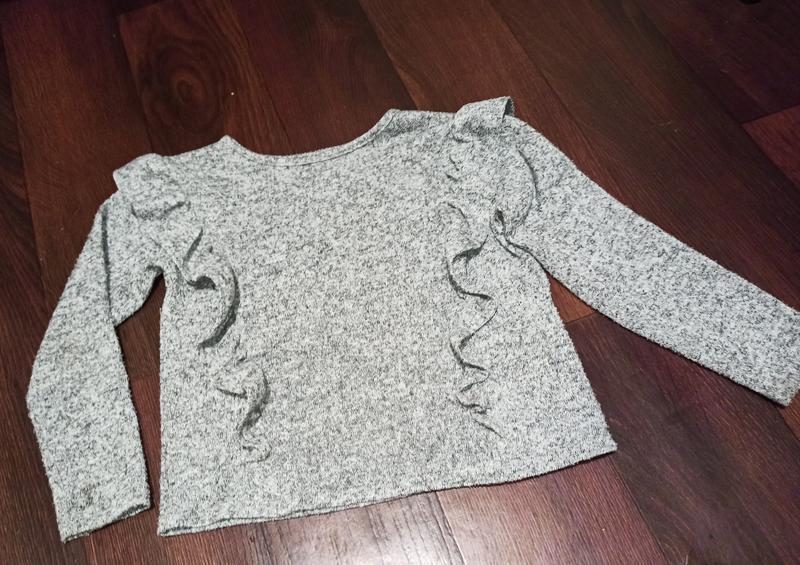 Фирменная кофта свитер гольф водолазка свитшот