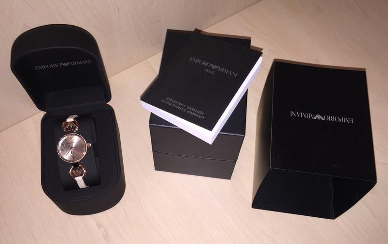 Женские наручные часы Emporio Armani Classic - AR1886 (оригинал)