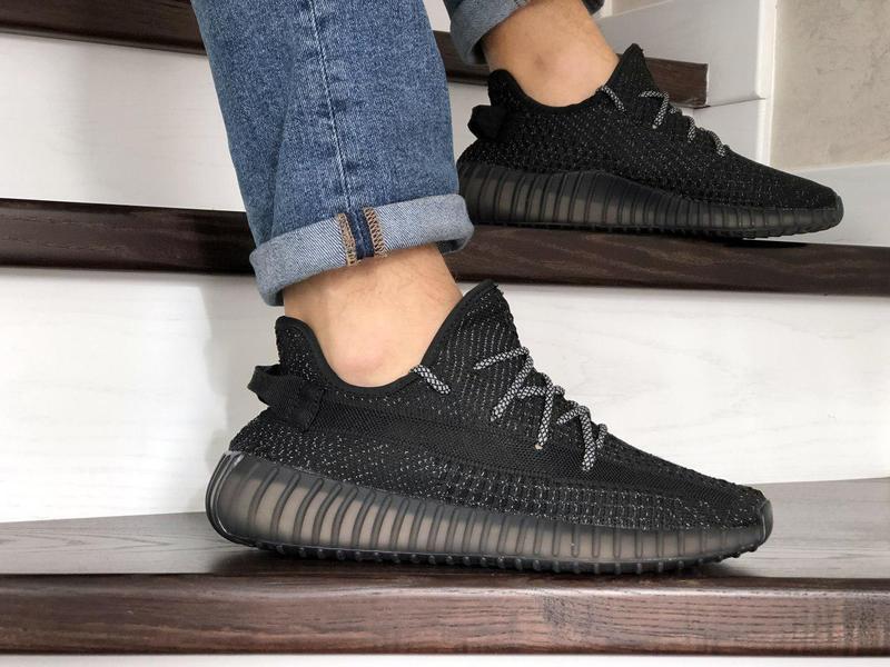 Adidas x yeezy boost (рефлективные) - Фото 2