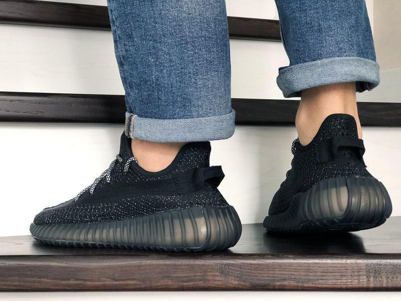 Adidas x yeezy boost (рефлективные) - Фото 4