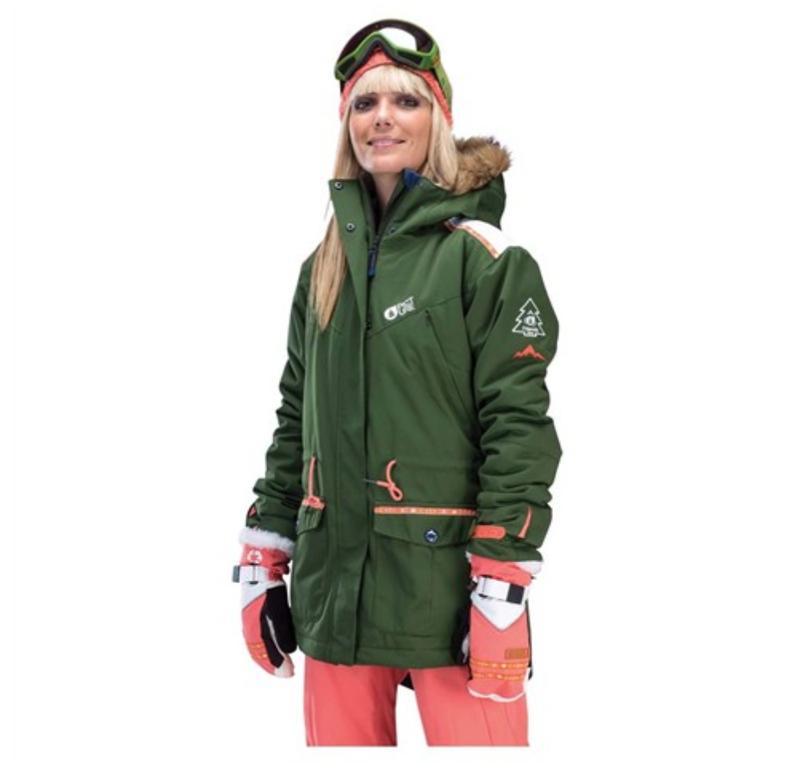 Picture organic 10к горнолыжная куртка женская