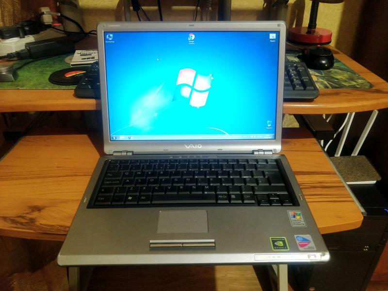 Ноутбук Sony Vaio VGN-S3HP