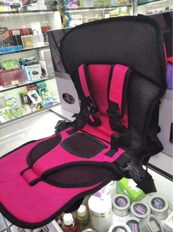 Универсальное детское автокресло для детей 2-9 лет авто кресло - Фото 2