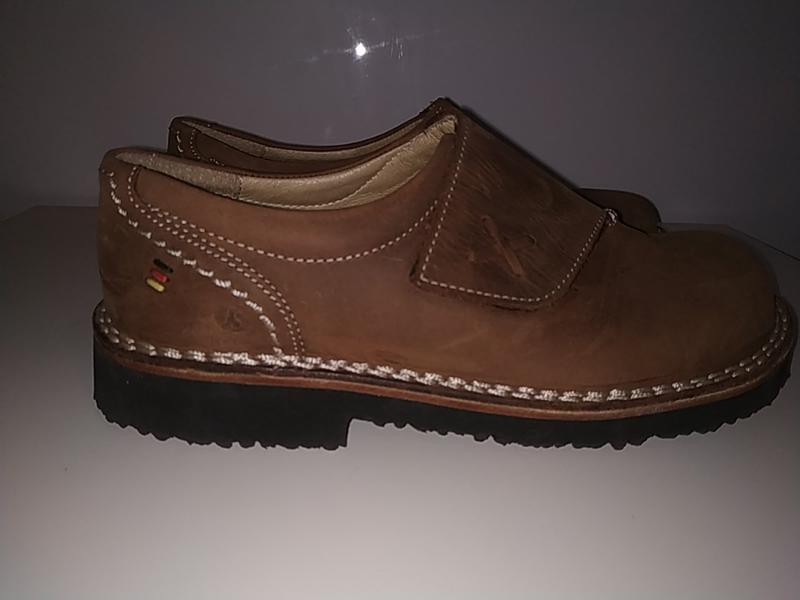 Новые кожаные ортопедические туфли ботинки 38-39 josef seibel - Фото 3
