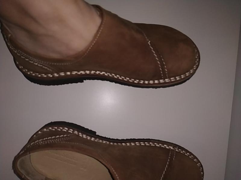 Новые кожаные ортопедические туфли ботинки 38-39 josef seibel - Фото 6