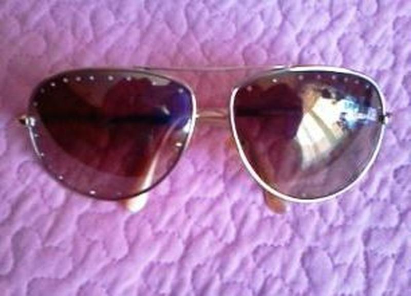 Солнцезащитные женские очки-капли «авиатор»