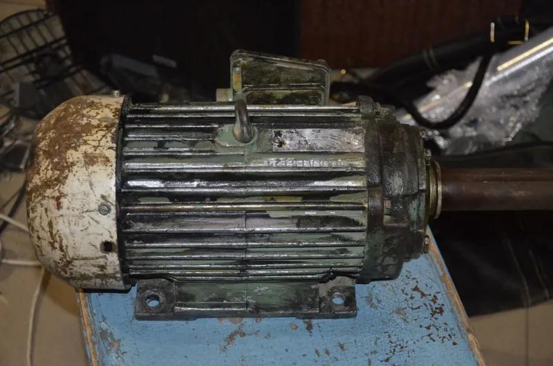 Mотор Электродвигатель 3 Квт