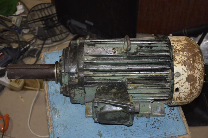Mотор Электродвигатель 3 Квт - Фото 3