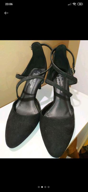 Черные туфли - Фото 2