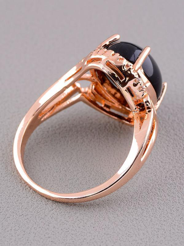 Кольцо 'pataya' агат (позолота 18к) 0598040 - Фото 2