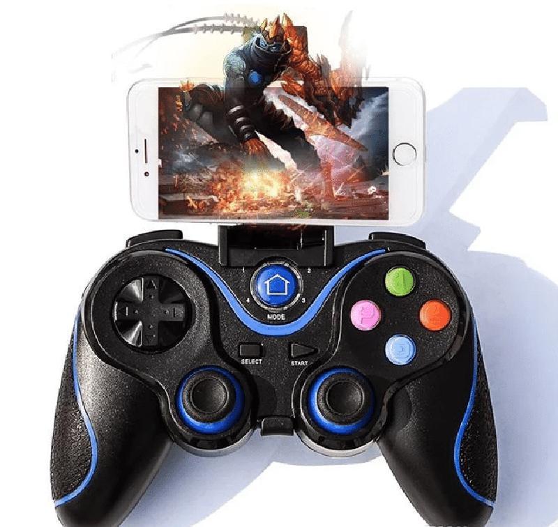 Bluetooth беспроводной геймпад, джойстик V8, игровой контролле...