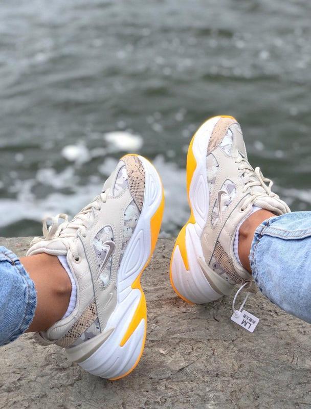 Шикарные женские кроссовки m2k desert camo shake /весна/лето/о... - Фото 7