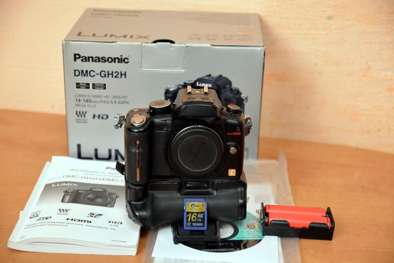 Panasonic Lumix GH2 body