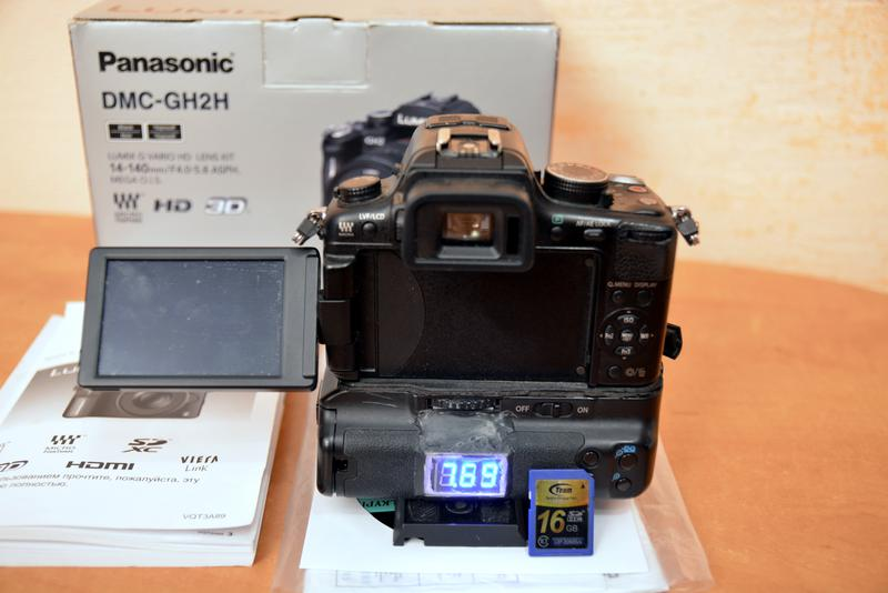 Panasonic Lumix GH2 body - Фото 2