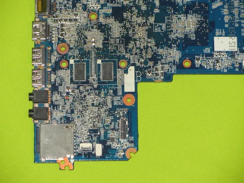 Материнская плата HP Pavilion G6 G7 -1000 DA0R22MB6D1 647626-001 - Фото 7