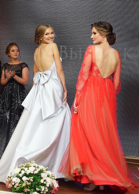 Выпускное платье . Вечернее платье - Фото 7