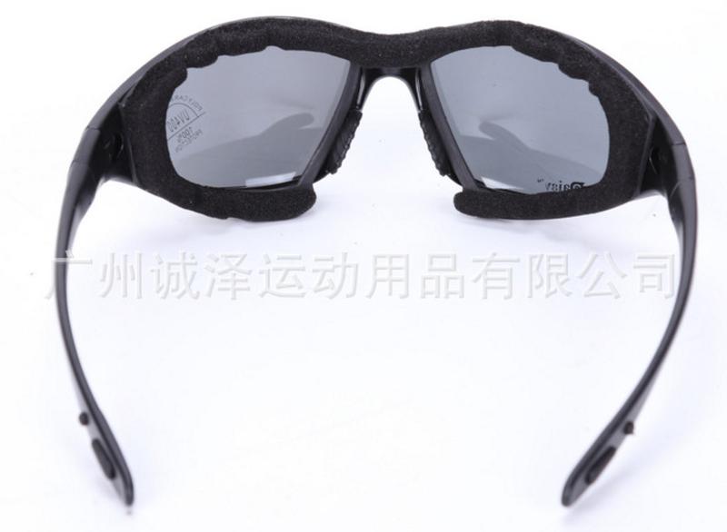 Спортивные очки со сменными линзами Daisy C4 0180 - Фото 5