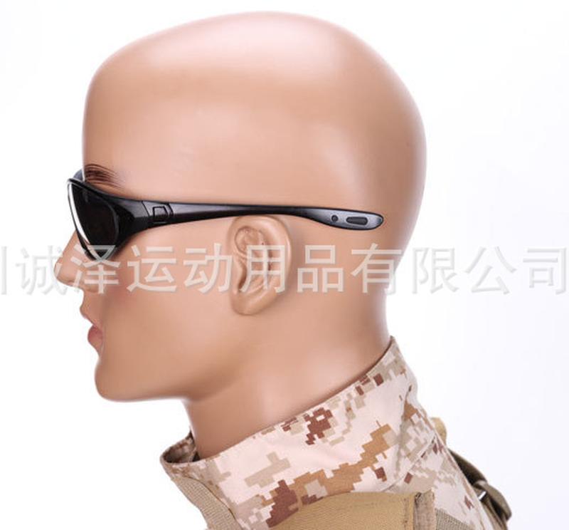 Спортивные очки со сменными линзами Daisy C4 0180 - Фото 6