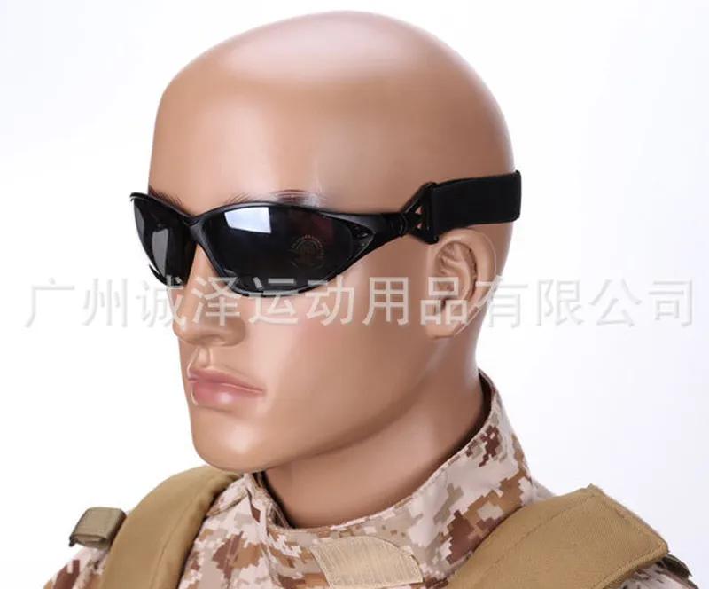 Спортивные очки со сменными линзами Daisy C4 0180 - Фото 10