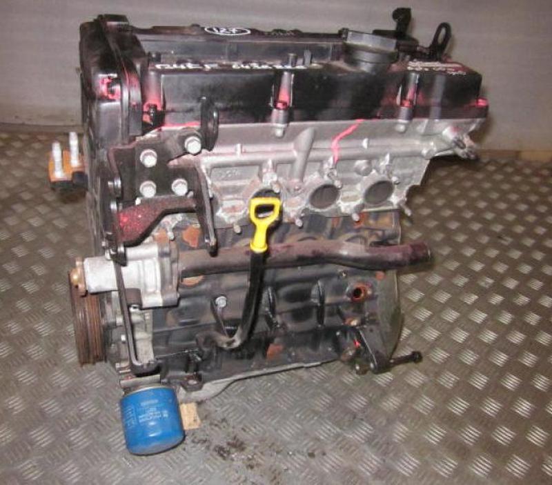 Б/у Двигатель в сборе Kia Rio 1.4 G4EE