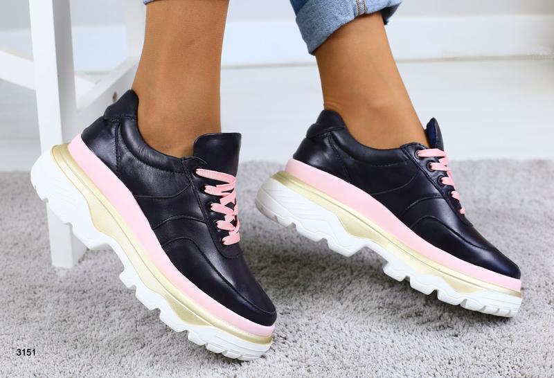 Женские кроссовки (в стиле баленсиага)