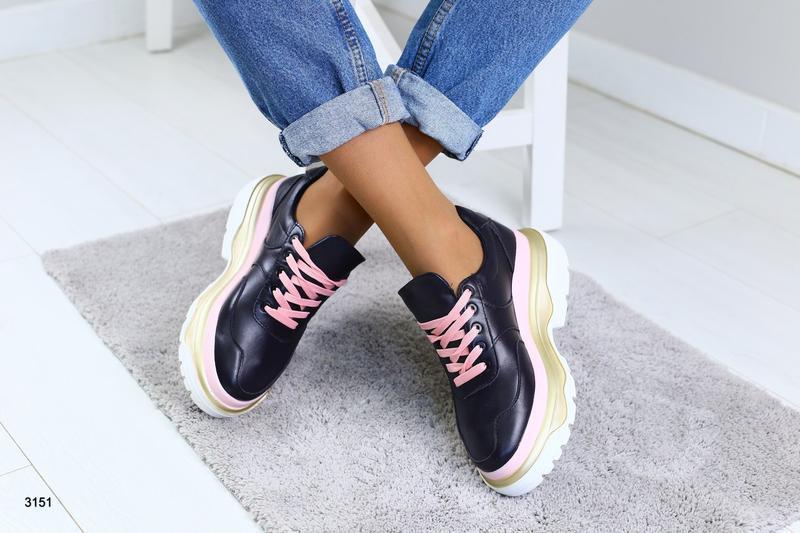 Женские кроссовки (в стиле баленсиага) - Фото 6