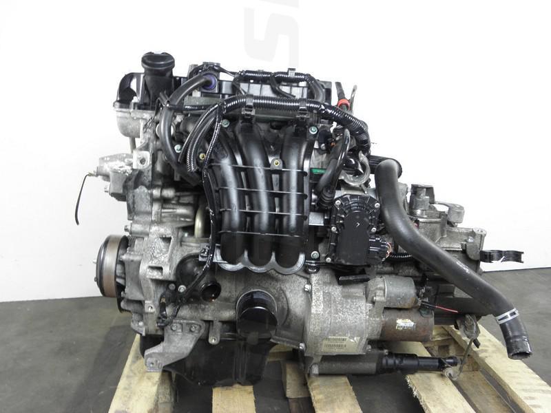 Б/у Двигатель в сборе Mitsubishi Colt 1.1 3A91
