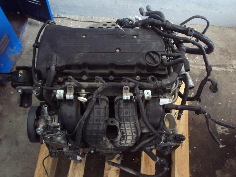 Б/у Двигатель в сборе Mitsubishi Outlander XL 2.0 benz 4b11
