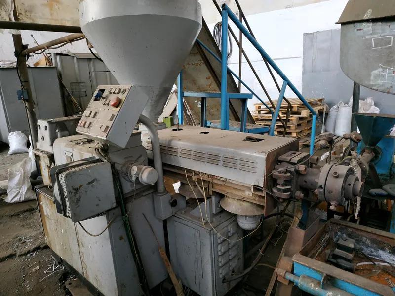 Экструдер для производства ПЕ труб - Фото 2